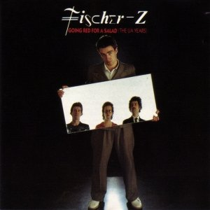 Fischer-Z - Going Red For A Salad (The UA Years) (CD)