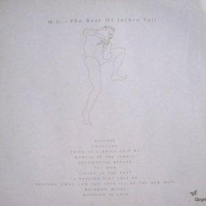 Jethro Tull - M.U. - The Best Of Jethro Tull (LP)