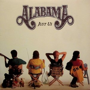 Alabama - Just Us (LP)