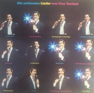 Vico Torriani - Die Schönsten Lieder Von Vico Torriani (LP)