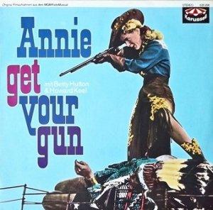 Betty Hutton, Howard Keel - Annie Get Your Gun (LP)