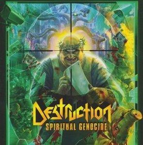 Destruction - Spiritual Genocide (CD)