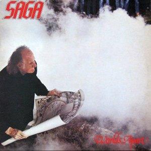 Saga - Worlds Apart (LP)