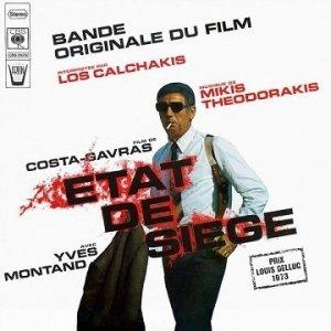 Los Calchakis - Bande Originale Du Film Etat De Siege (LP)