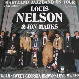 Maryland Jazzband Featuring Louis Nelson & Jon Marks - On Tour (LP)