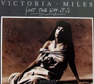 Victoria Miles - Just The Way It Is (Maxi-CD)