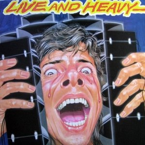 Live And Heavy (LP)