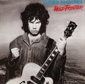 Gary Moore - Wild Frontier (LP)