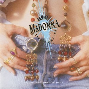 Madonna - Like A Prayer (CD)