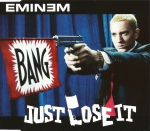 Eminem - Just Lose It (Maxi-CD)