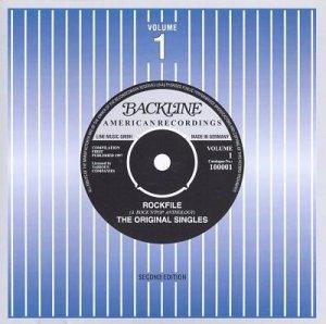 Rockfile Volume 1 (CD)