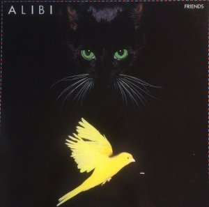 Alibi - Friends (LP)