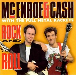 McEnroe & Cash With The Full Metal Rackets - Rock And Roll (7)