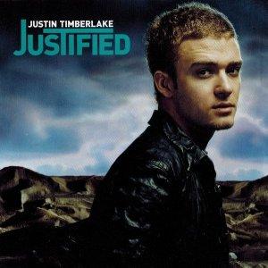 Justin Timberlake - Justified (CD)