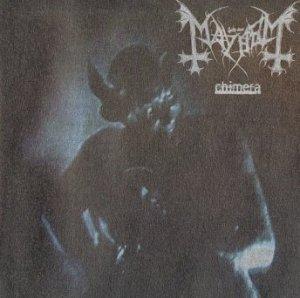 Mayhem - Chimera (CD)