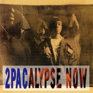 2Pac - 2Pacalypse Now (CD)