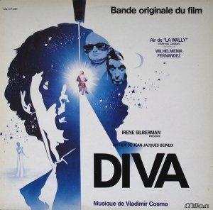 Vladimir Cosma - Diva (Bande Originale Du Film) (LP)