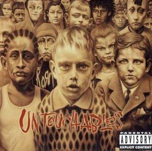 Korn - Untouchables (CD)