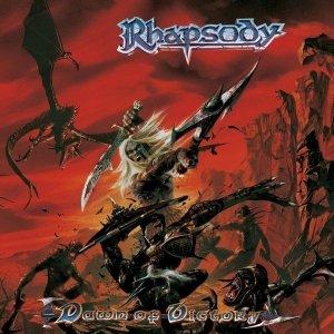 Rhapsody - Dawn Of Victory (CD)