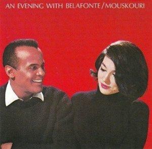 Belafonte / Mouskouri - An Evening With Belafonte / Mouskouri (CD)