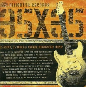 Alligator Records 35x35 (2CD)