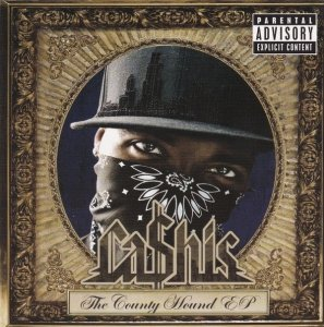 Ca$his - The County Hound EP (CD)
