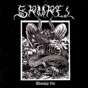 Samael - Worship Him (CD)