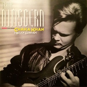 Frank Nimsgern Featuring Chaka Khan And Billy Cobham - Frank Nimsgern Featuring Chaka Khan And Billy Cobham (LP)