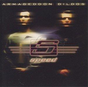 Armageddon Dildos - Speed (CD)