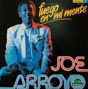 Joe Arroyo Y La Verdad - Fuego En Mi Mente (LP)
