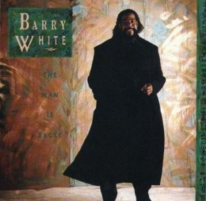 Barry White - The Man Is Back! (CD)