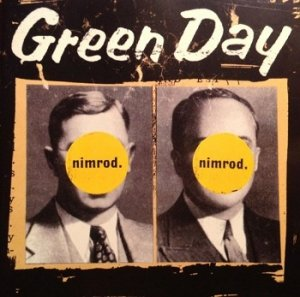 Green Day - Nimrod. (CD)