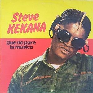 Steve Kekana - Que No Pare La Musica (Don't Stop The Music) (LP)