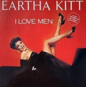 Eartha Kitt - I Love Men (LP)