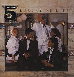 Five Star - Luxury Of Life (LP)