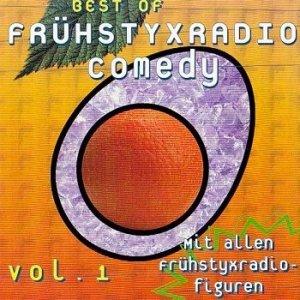 Best Of Frühstyxradio Comedy Vol. 1 (CD)
