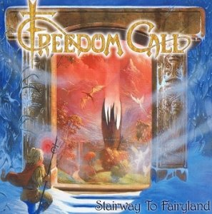 Freedom Call - Stairway To Fairyland (CD)