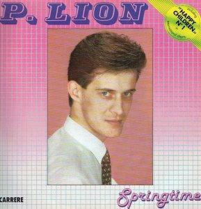 P. Lion - Springtime (LP)