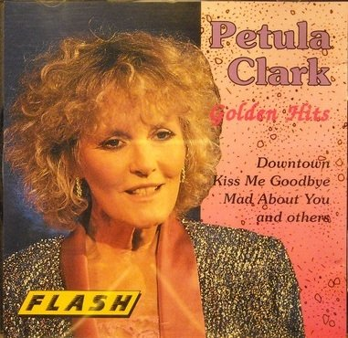 Petula Clark - Golden Hits (CD)