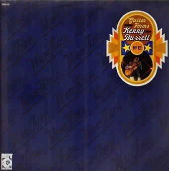 Kenny Burrell - Guitar Forms (LP)