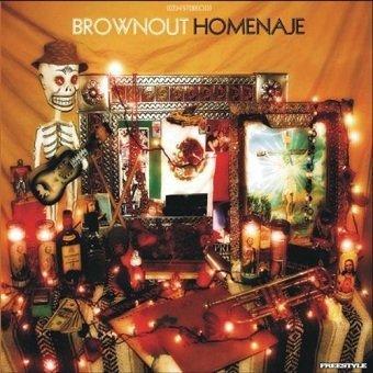 Brownout - Homenaje (CD)