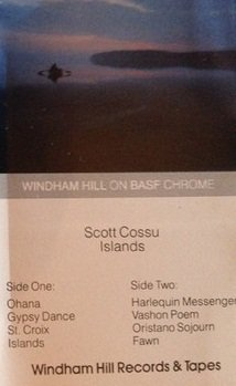 Scott Cossu - Islands (MC)