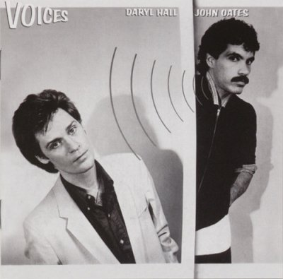 Daryl Hall John Oates - Voices (CD)