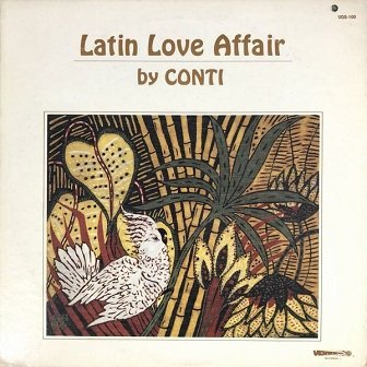 Robert Conti - Latin Love Affair (LP)