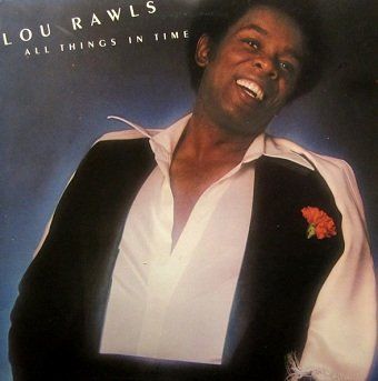 Lou Rawls - All Things In Time (LP)