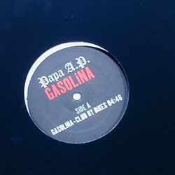 Papa A.P. - Gasolina (Remix) (12'')