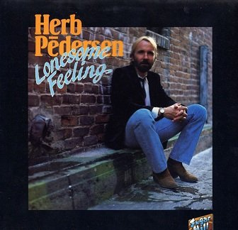 Herb Pedersen - Lonesome Feeling (LP)