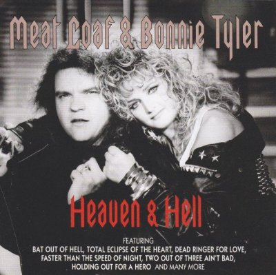 Meat Loaf & Bonnie Tyler - Heaven & Hell (CD)