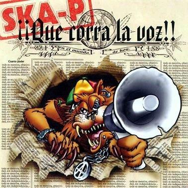 Ska-P - ¡¡Que Corra La Voz!! (CD)