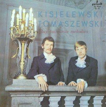 Kisielewski Tomaszewski - Play Favourite Melodies (LP)